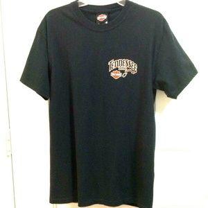 HARLEY DAVIDSON M Black Smokey Mountain T-Shirt